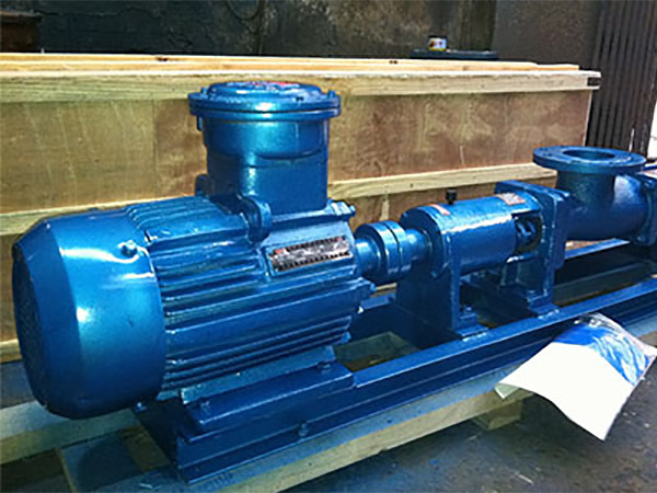 进口螺杆泵维修