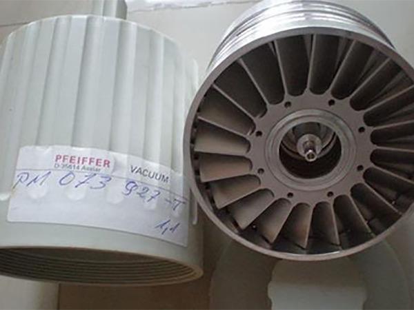 pfeiffer分子泵维修