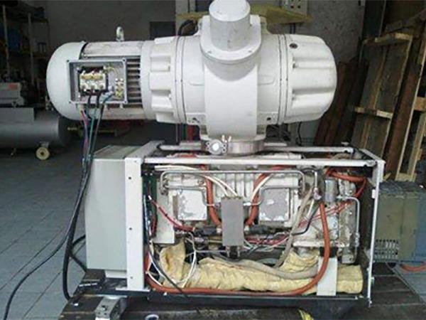 leybold罗茨泵维修