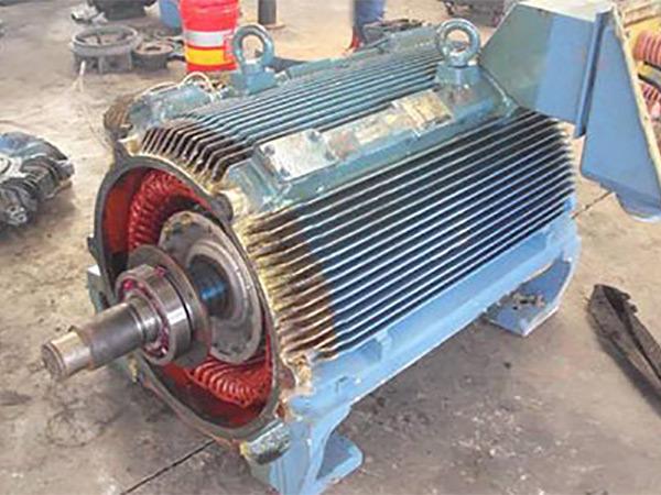 螺杆真空泵维修