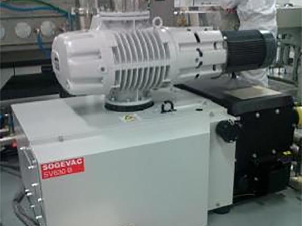 莱宝SV系列真空泵维修