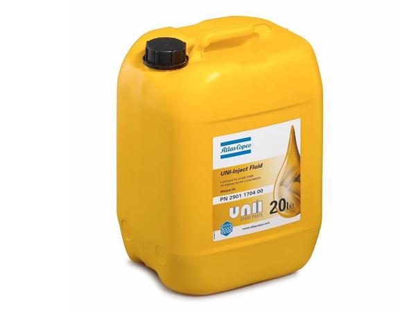 阿特拉斯真空泵油PN2901170400