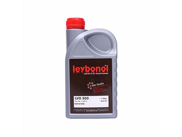 使用莱宝真空泵油需注意
